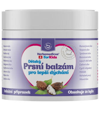 Childrens Breast balm