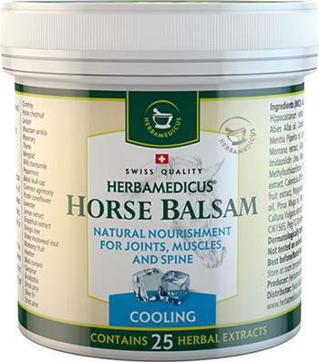 Horse balsam cooling - 250 ml
